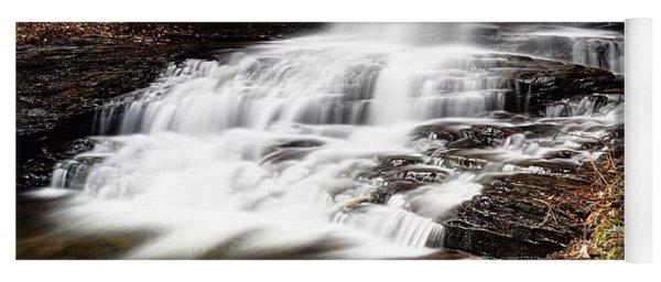 Onondaga Falls Yoga Mat
