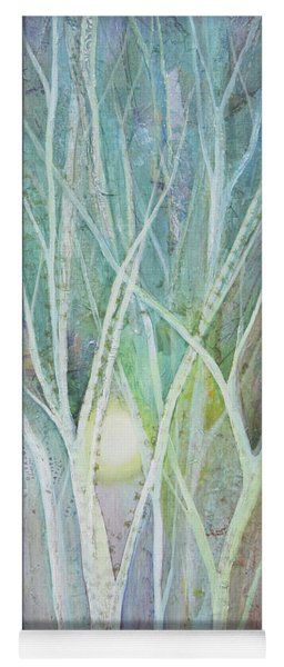 Opalescent Twilight II Yoga Mat