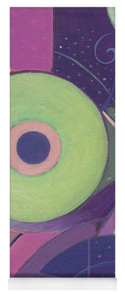 Openly Green Yoga Mat
