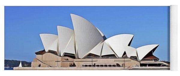 Opera House Yoga Mat