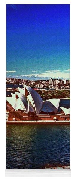 Opera House Sydney Austalia Yoga Mat