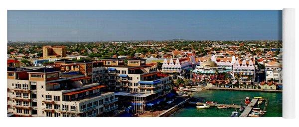Oranjestad Aruba Yoga Mat