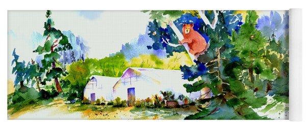 Orchard Springs Bear Yoga Mat