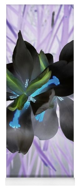 Orchid Inverted Yoga Mat