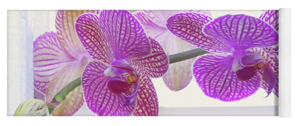 Orchid Spray Yoga Mat