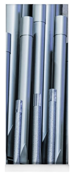 Organ Pipes II Yoga Mat