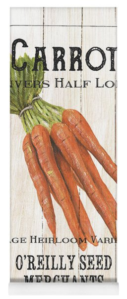 Organic Seed Packet 2 Yoga Mat