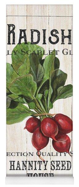 Organic Seed Packet 3 Yoga Mat