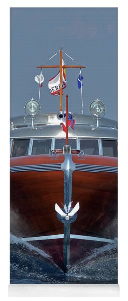 Thunderbird Yacht - The Original  Yoga Mat
