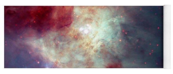 Orion Nebula 2 Yoga Mat