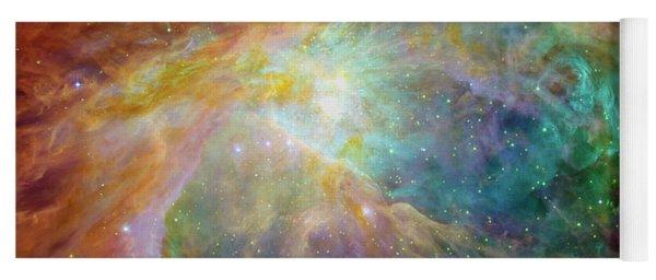 Orion Nebula Yoga Mat