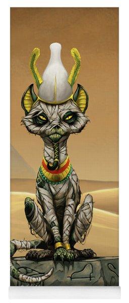 Osiris Egyptian God Yoga Mat