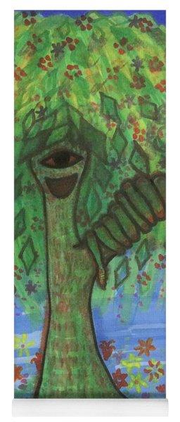 Osain Tree Yoga Mat