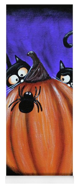 Oscar And Matilda - A Spider Oh Heck No Yoga Mat