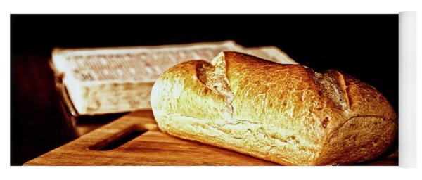 Our Daily Bread Yoga Mat