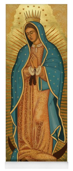 Our Lady Of Guadalupe - Jcoga Yoga Mat