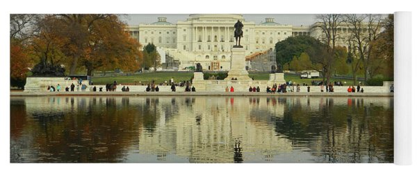 Our Nation's Capitol Yoga Mat