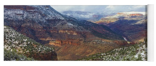 Our Other Grand Canyon Yoga Mat