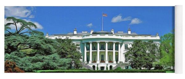 Our White House Yoga Mat