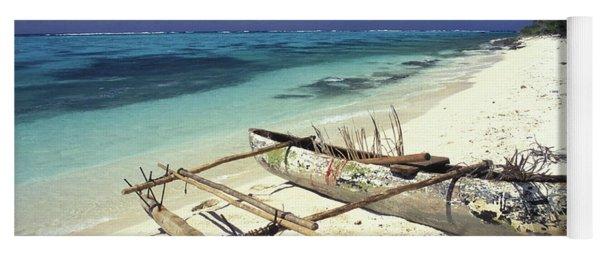 Outrigger Canoe Yoga Mat