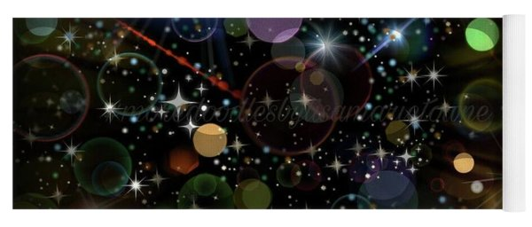 Out Of This World Yoga Mat