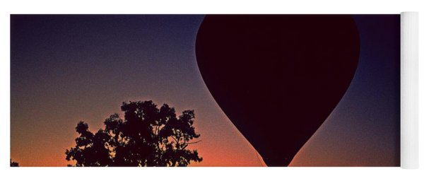 Outback Balloon Launch Yoga Mat