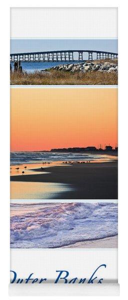 Outer Banks North Carolina Yoga Mat
