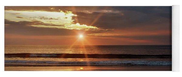 Outerbanks Sunrise Yoga Mat