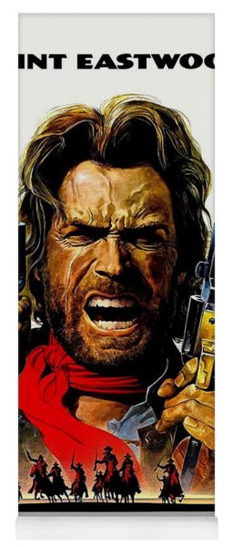 Outlaw Josey Wales The Yoga Mat