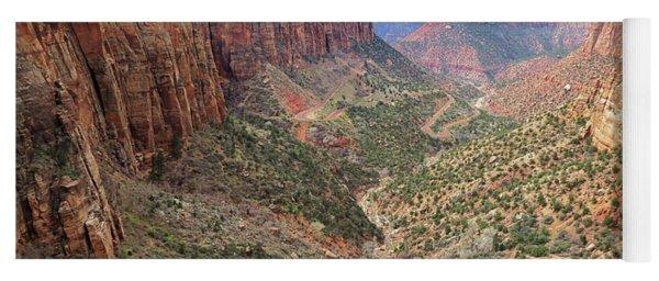 Overlook Canyon Yoga Mat