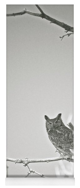 Owl Be Seeing You Yoga Mat