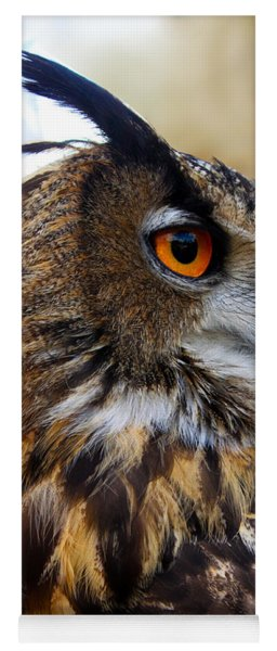 Owl-cry Yoga Mat