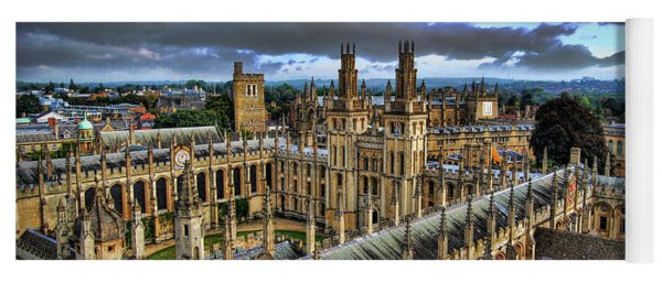 Oxford University - All Souls College Yoga Mat