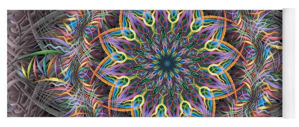 Perpetual Motion Yoga Mat