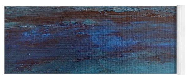 Pacific Blue Yoga Mat