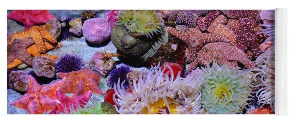 Pacific Ocean Reef Yoga Mat