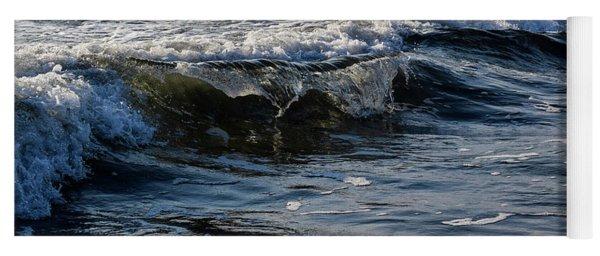 Pacific Waves Yoga Mat