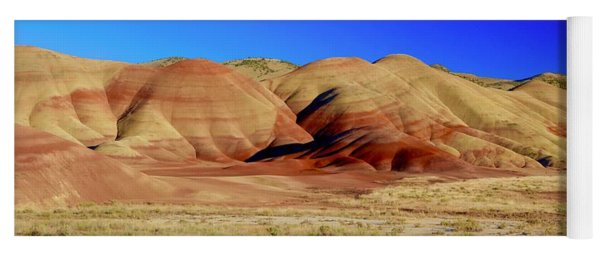 Painted Hills Pano Yoga Mat
