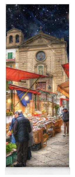 Palermo Market Place Yoga Mat