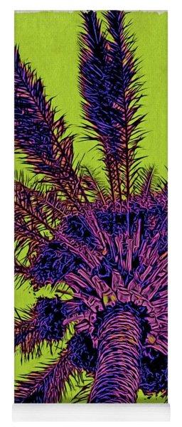 Palm Greens Yoga Mat
