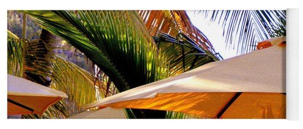 Palm Serenity Yoga Mat