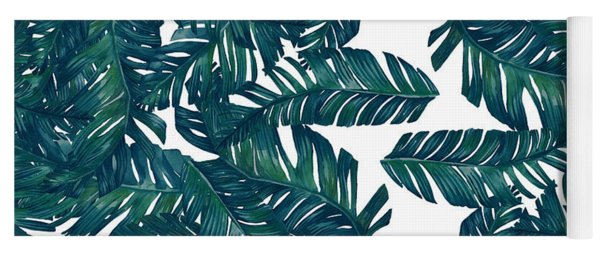 Palm Tree 7 Yoga Mat