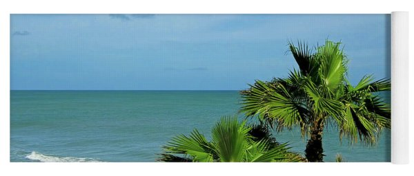 Palms At Vero Beach Yoga Mat