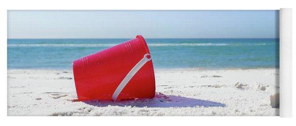 Panama Beach Florida Sandy Beach Yoga Mat