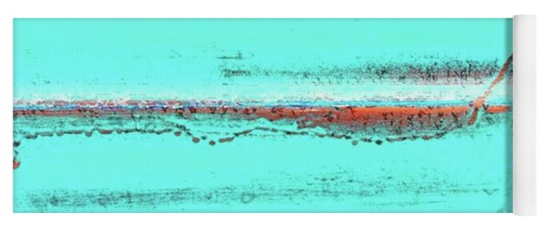 Panel Truck Closeup. #abstract Yoga Mat