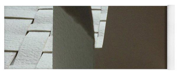 Paper Structure-1 Yoga Mat