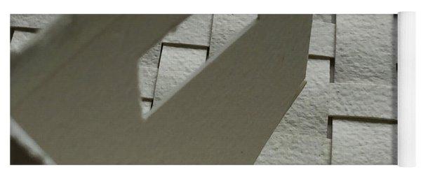 Paper Structure-2 Yoga Mat