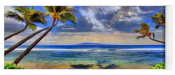 Paradise Found - Kaanapali Beach Yoga Mat