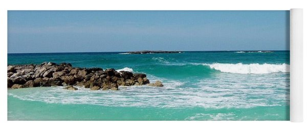 Paradise Island Yoga Mat