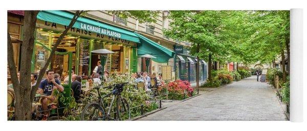 Paris In The Spring  Yoga Mat